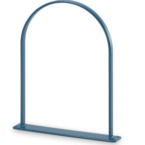Bike Loop, Powder-Coated Bike Rack