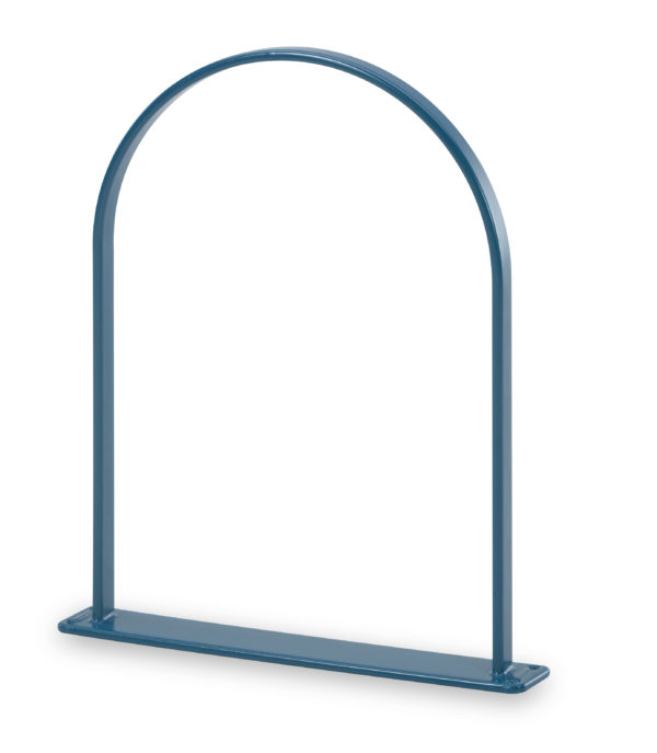 Bike Loop, Plastisol-Coated Bike Rack