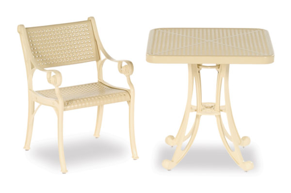 Outdoor Square Tables - Classic Series