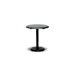 Round Outdoor Pedestal Table - Portable Table Only - Camino Series