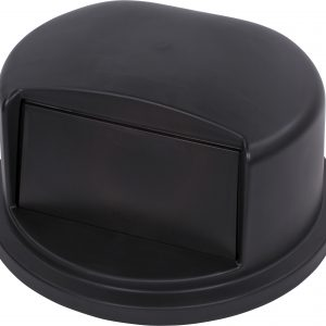 Outdoor Trash Receptacle Lid - 22 or 32 Gallon Receptacle Lid -Dome Top Lid - Classic Collection Accessory
