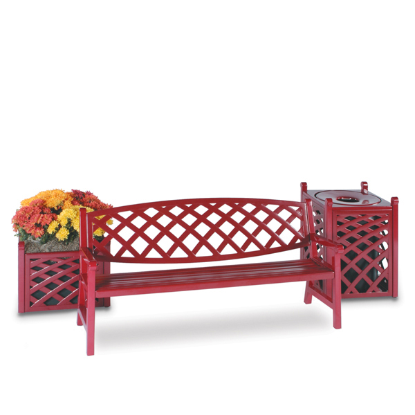 6′ Classic Outdoor Bench – Classic Series