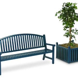 24 inch x 24 inch Square Planter - Classic Series