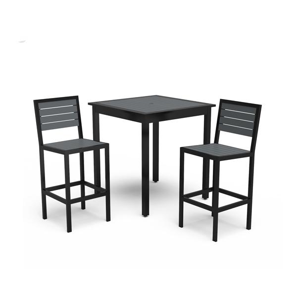 Outdoor Bar Chair – Green Valley