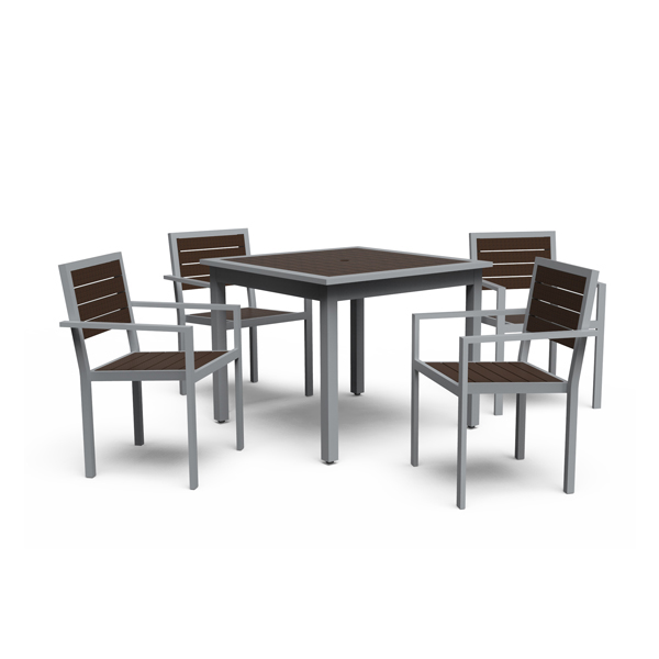Outdoor Dining Tables – 4 Legged – Green Valley