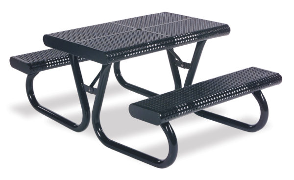 4 foot & 6 foot Picnic Tables without Back - Prestige Series - Portable