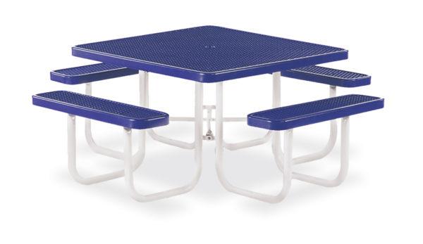 46 inch Square Picnic Table - Signature Series - Portable