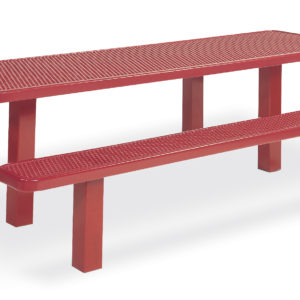 Picnic Table - Multi-Pedestal - Signature Series - Inground