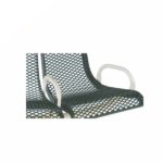 Outdoor Bench Armrest Package with back (Set of 2) - Classic Collection