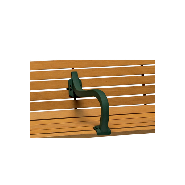 Outdoor Bench Center Armrest – Covington Collection