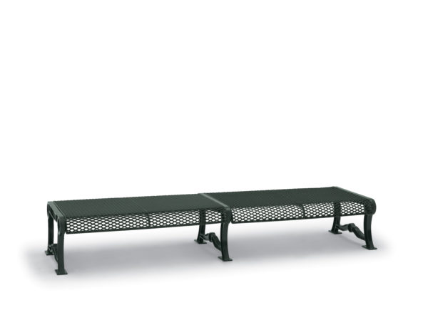 8 foot Outdoor Bench without Back - Estate Series