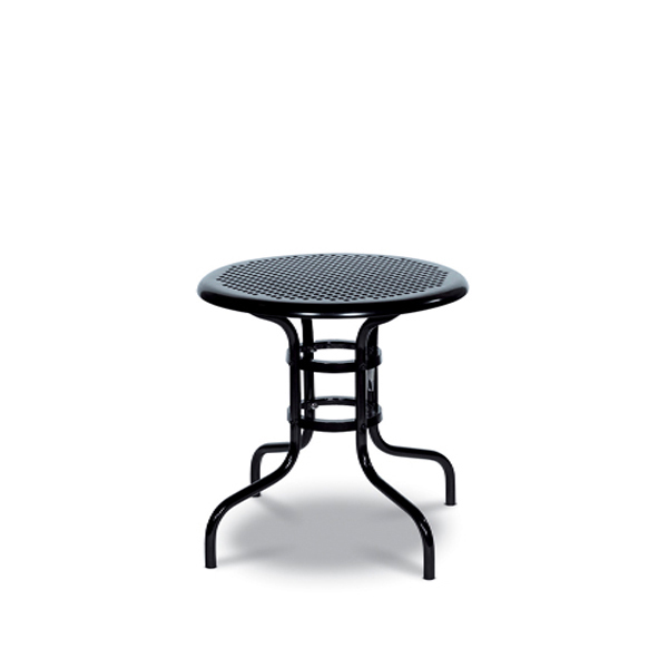 Outdoor Table Only – Round Standard Base Tables – Camino Series – Portable