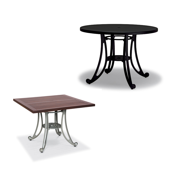 Outdoor Table Only – Madison Collection – Portable/Surface Mount