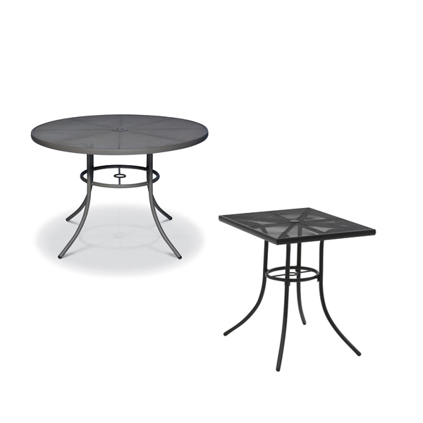 Square & Round Outdoor Tables – Sullivan Collection