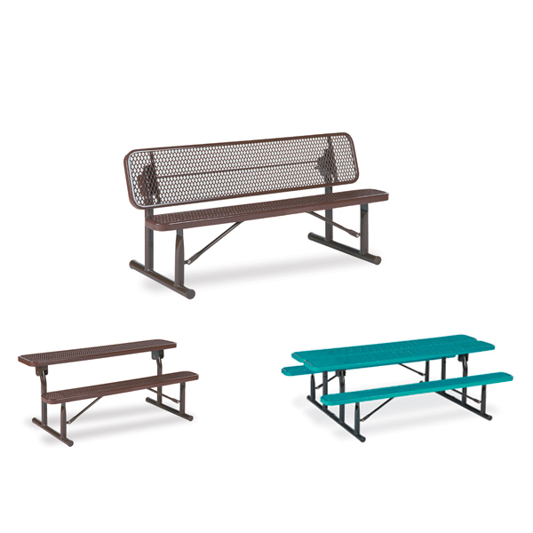 Outdoor Bench/Table Combination – Signature Series