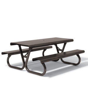 6 foot or 8 foot Picnic Table - Portage Collection - Portable