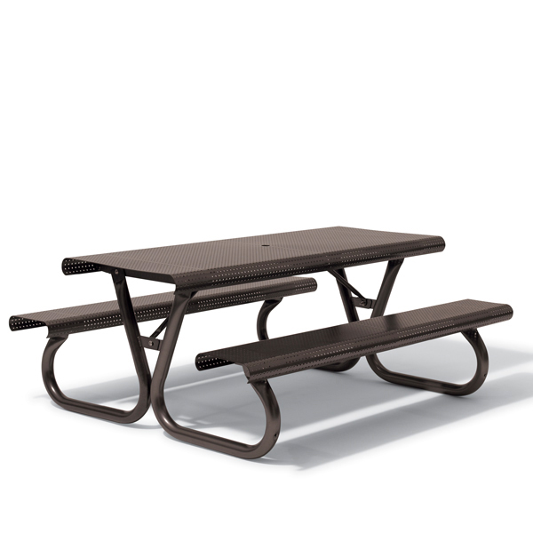 6 foot or 8 foot Picnic Table – Portage Collection – Portable
