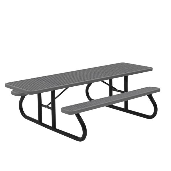 Picnic Tables – 8′ ADA Accessible – Signature Series – Portable