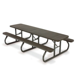 Picnic Tables - 10' Shelter - Signature Series - Portable