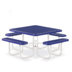 46 inch Square Picnic Table - Signature Series - Portable