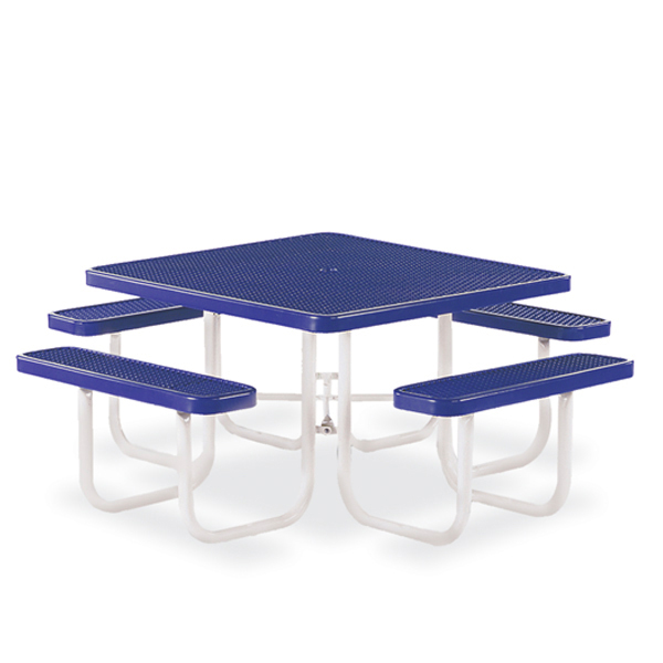 46 inch Square Picnic Table – Signature Series – Portable