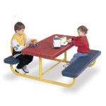 Childrens Picnic Table - 6 foot Portable - Signature Series