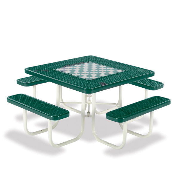 Game Tables – 46 inch Square Signature Style – Specialty Series – Portable