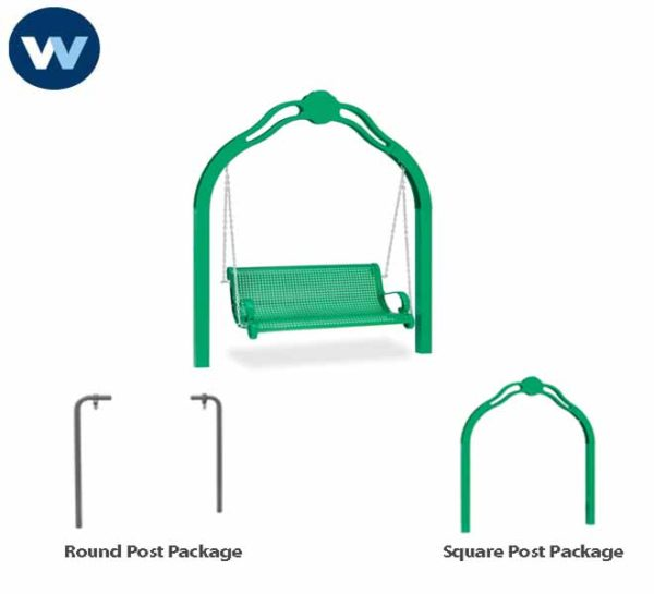 Swing Post Packages - Specialty Series