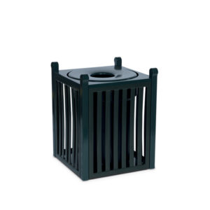 32 Gallon - Classic Series Outdoor Trash Receptacle - Classic Collection