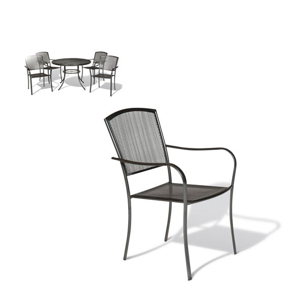 Outdoor Dining Chair – Sullivan Collection