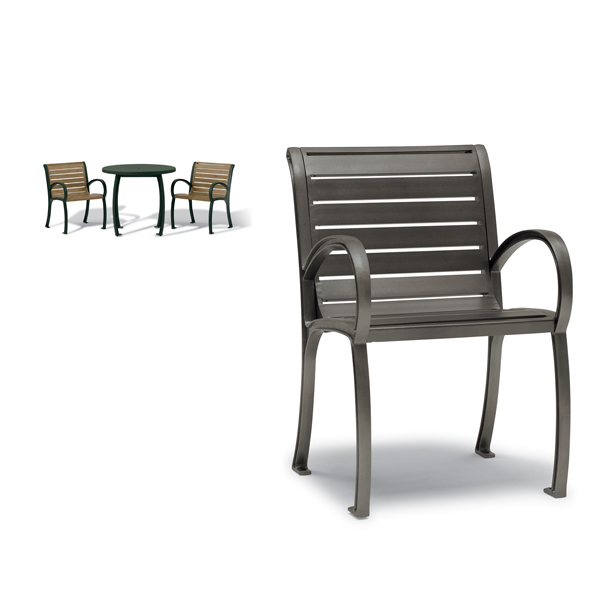 Outdoor Dining Chair – Chair Only – Winchester Collection