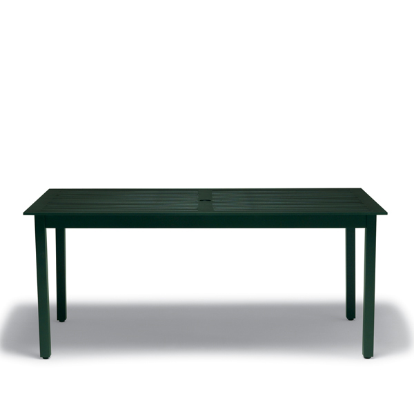 36 inch x 72 inch Rectangular Table – Outdoor Table Only – Yorktown Collection – Portable/Surface Mount