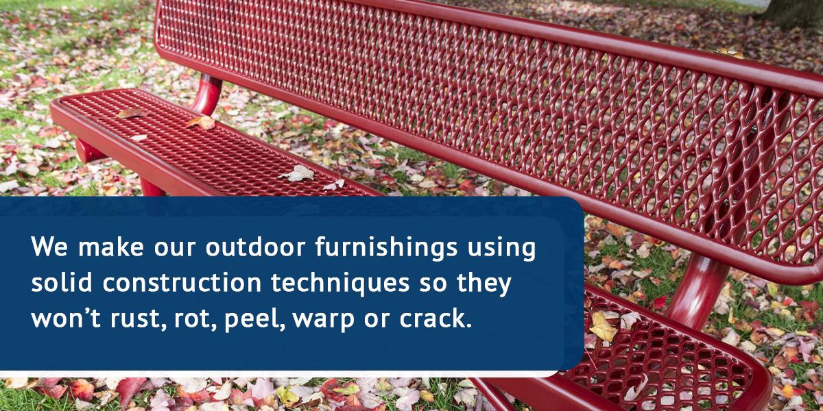 Parks & Rec Furniture