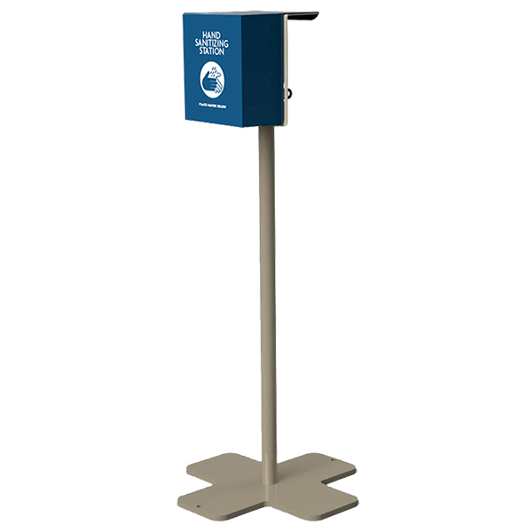 Hand sanitizing station - with Cover