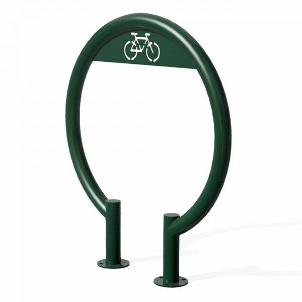 Circular Bike Rack