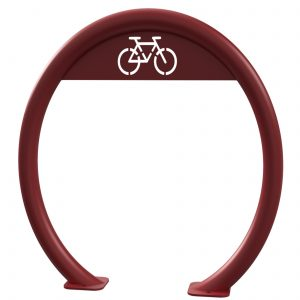Open Circular Bike Rack